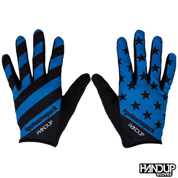 Spark Patriot Glove - Electric Blue by Handup