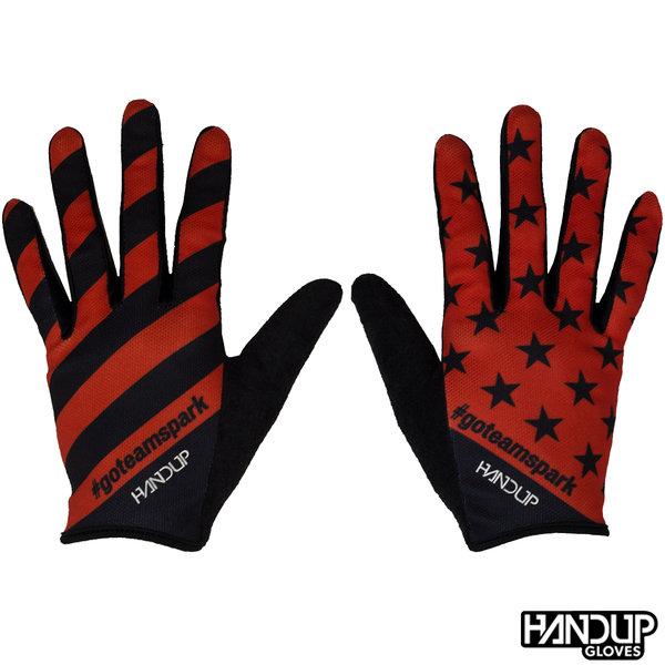 Spark Patriot Glove - 485C Red by Handup