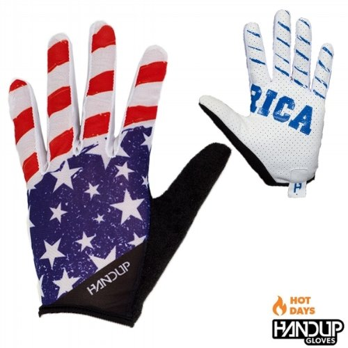 Handup Gloves 'Merica Lite - USA - Red/White/Blue