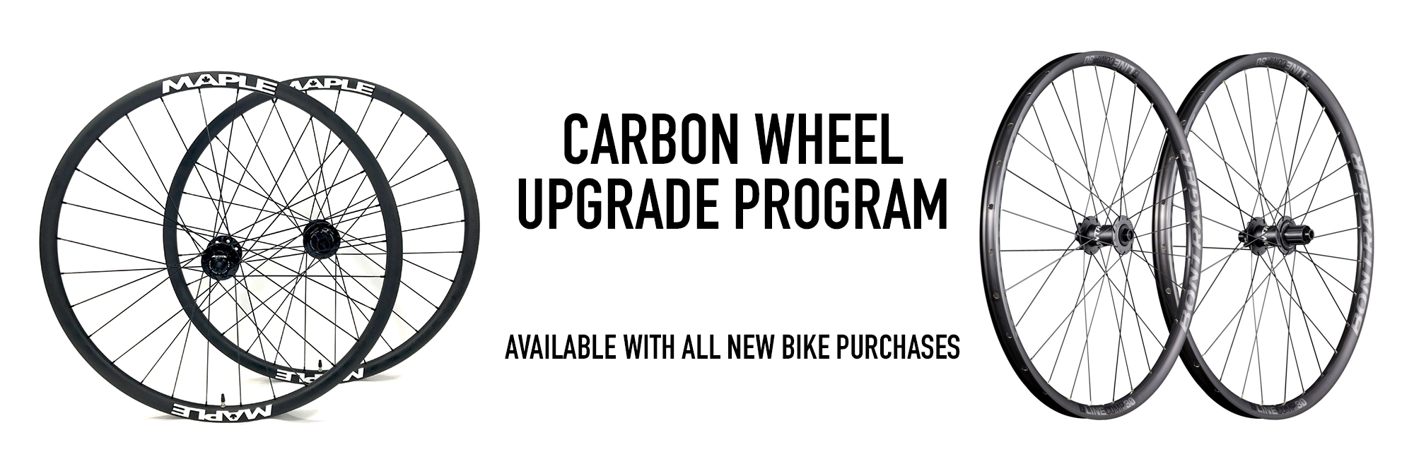 Carbon Wheel Upgrade Program