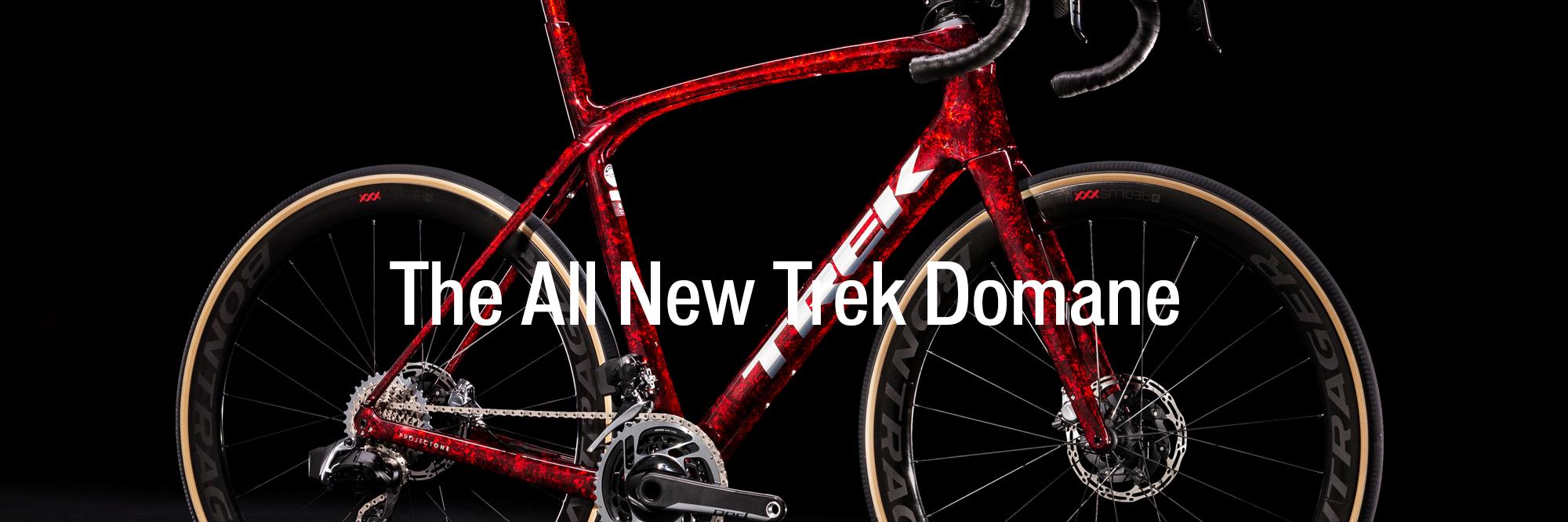 The All-New Trek Domane at Spark Bike Run Sports