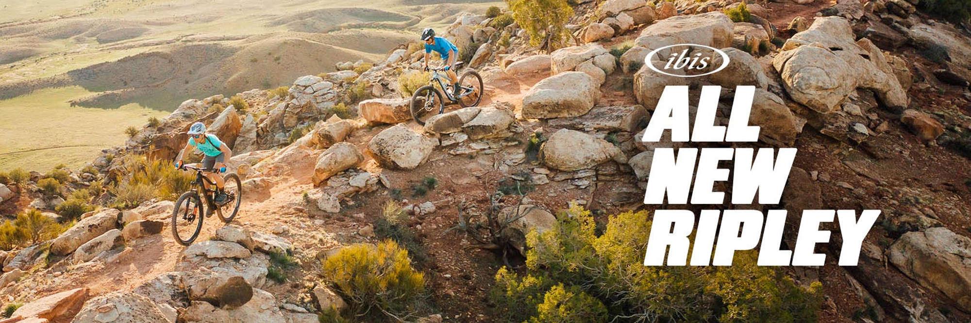 Ibis Cycles at Spark Bike Run Sports