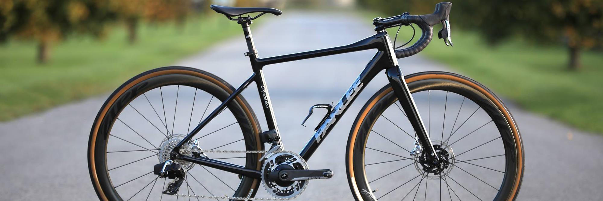 Parlee Cycles at Spark Bike Run Sports