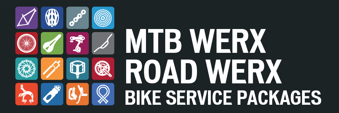 MTB WERX and Road WERX Bike Service Packages - Lakeville