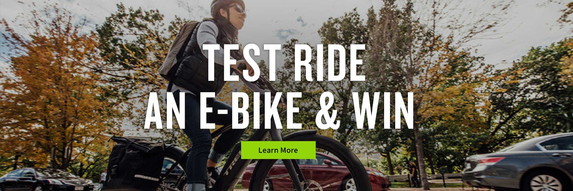 Test Ride An E-Bike & Win