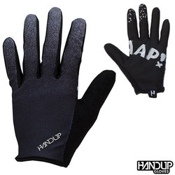 Handup Gloves Braaap - Grit - Black/Grey