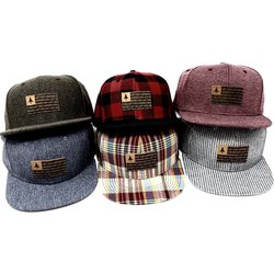 Endurance Threads Covered Bridge Flat Brim