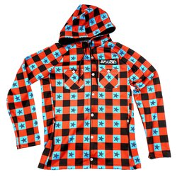 Spark Duke Plaid Hoody