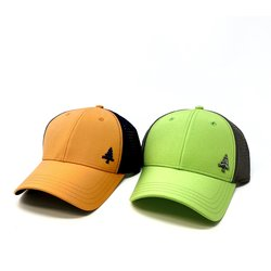 Endurance Threads HLT Beyond Trucker Cap - Block Solid TriTech