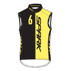 Spark Mens 6GLO PBC Wind Vest by Craft