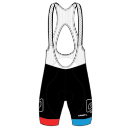 Spark Mens Team Bib Shorts by Craft