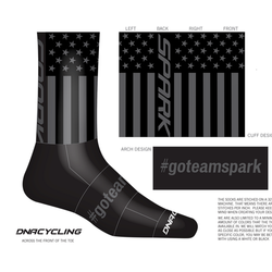 Spark S7 Sock by DNA