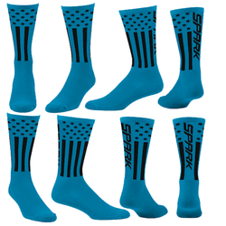 Spark Patriot Socks by DNA