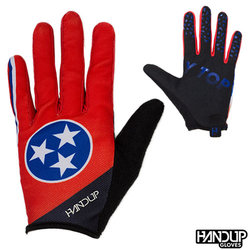 Handup Gloves Rocky Top - Tennessee Flag - Red/Blue/White