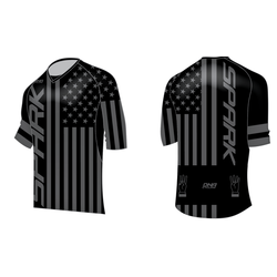 Spark S7 Freeride 3/4 Jersey by DNA