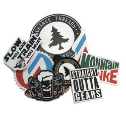Endurance Threads Sticker Pack - Assorted