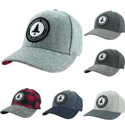 Endurance Threads Badge Curved Cap