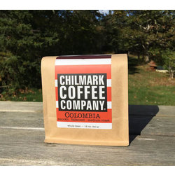 Chilmark Coffee Company Columbia 12oz Bag