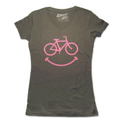 DHD Wear Smiley Tee - Women's
