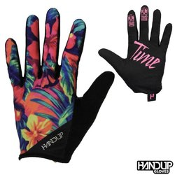 Handup Gloves Party Time - The Miami - Pink/Orange/Navy