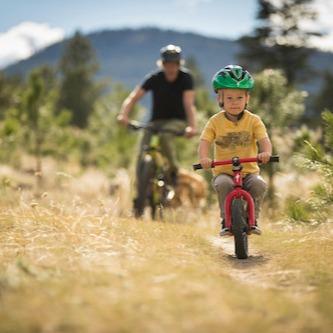 Kids' Bikes at the Wheel Thing