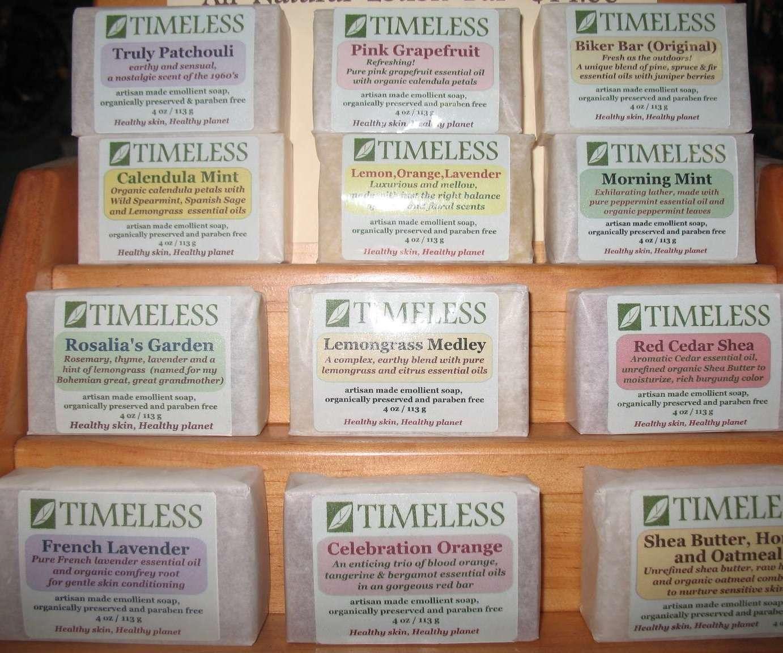 Timeless Aromatics