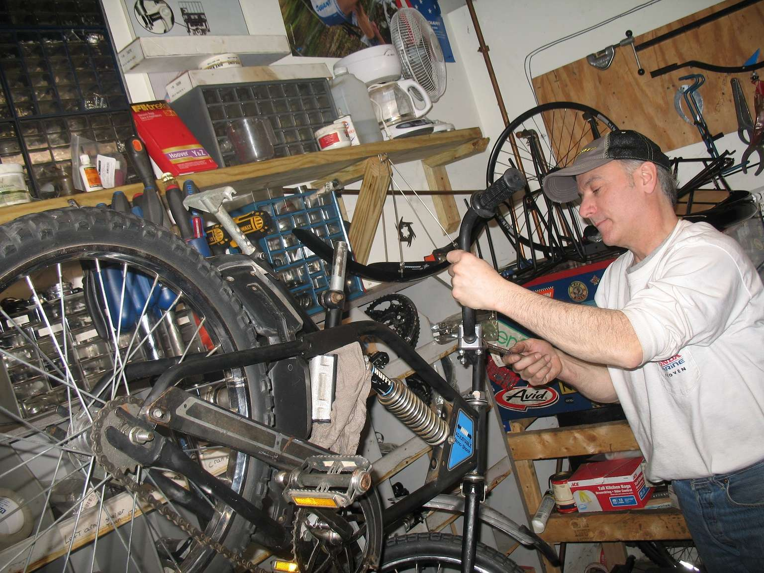 Bicycle Services and Repair