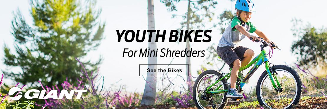 Giant Children's Bikes