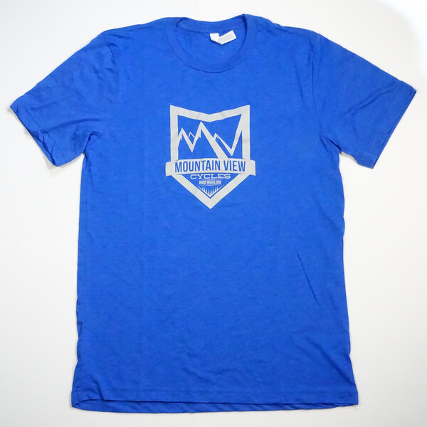 Mountain View Cycles MT View Shield T-Shirt