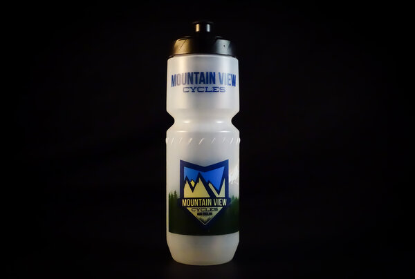Mountain View Cycles Mt View Water Bottle
