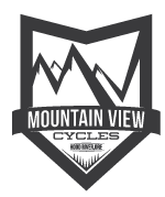 Mountain View Cycles Logo link to homepage