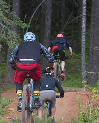 Mountain Biking in the Columbia River Gorge