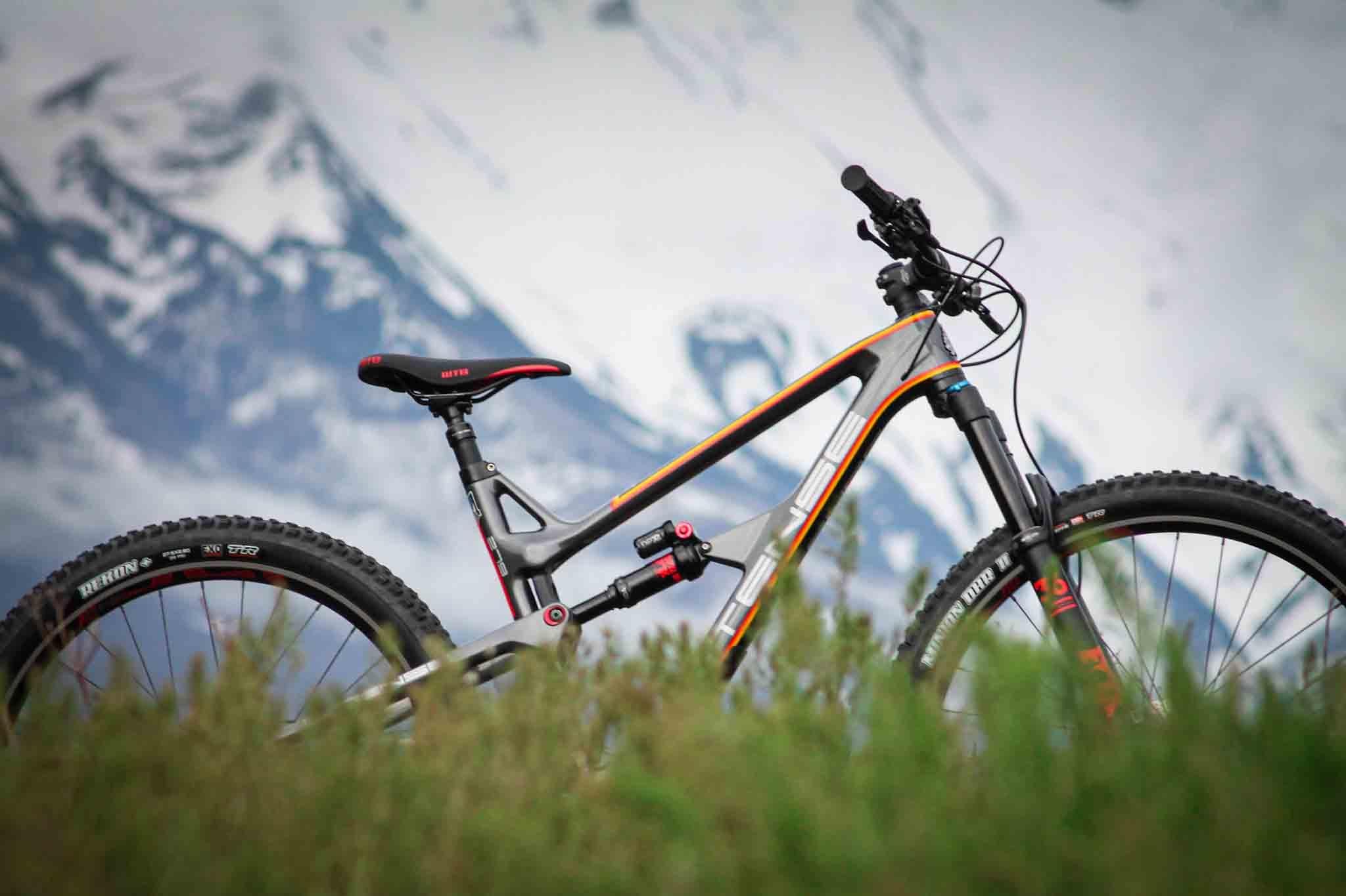 Mullet bike