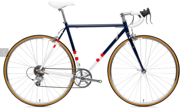 State Bicycle Co. 4130 Road - 8-Speed