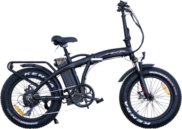 Huntington Beach Bicycle Company HBBC Electric - Foldable Fat Tire