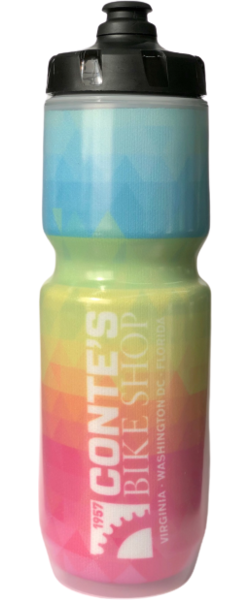 Conte's Purist Chroma Rainbow Insulated Bottle 23oz