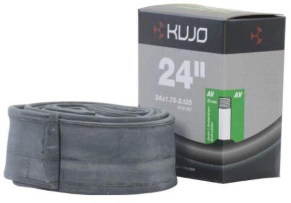 Kujo Kujo 24x1.75-2.125 33mm Schrader Valve Tube