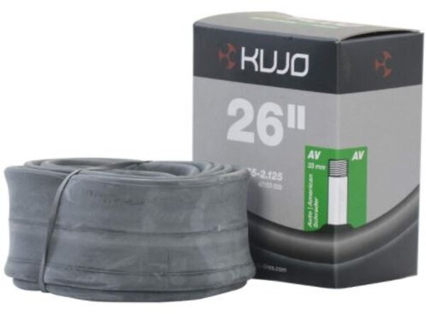 Kujo Kujo 26x1.75-2.125 33mm Schrader Valve Tube