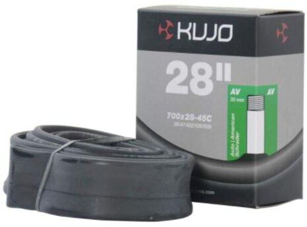 Kujo Kujo 700 x 28/45 C Schrader-33mm Valve Tube