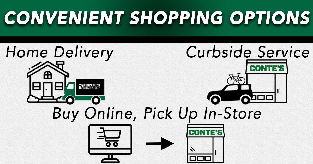 convenient shopping