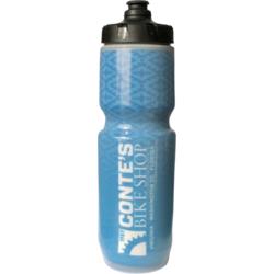 Conte's Purist Blue Motive Insulated Bottle 23oz
