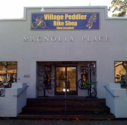 Village Peddler storefront