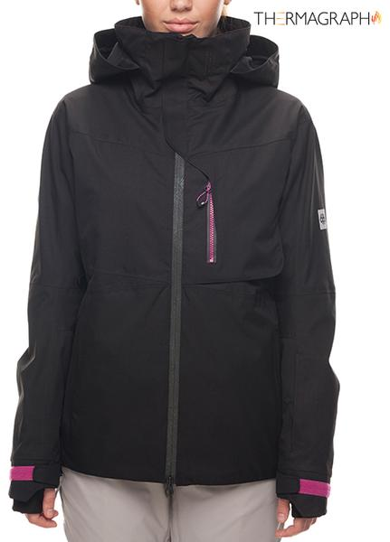 686 Authentic Womens GLCR SOLSTICE THERMAGRAPH JACKET