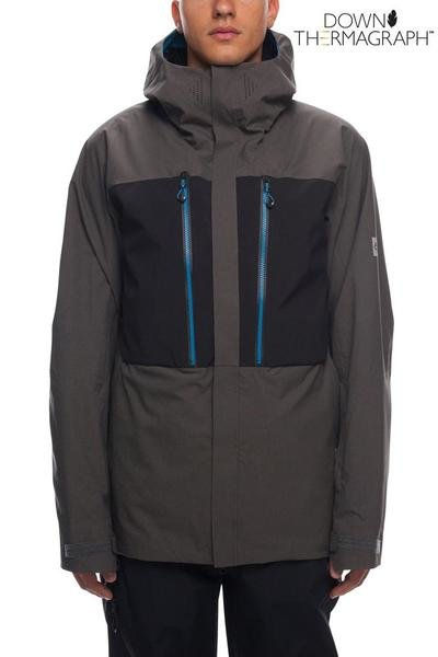 686 Authentic Men's GLCR ETHER DOWN THERMAGRAPH JACKET