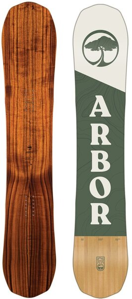 Arbor Element 25TH Koa Edition - Camber