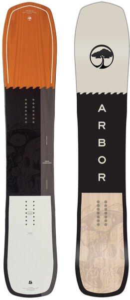 Arbor Crosscut - Camber