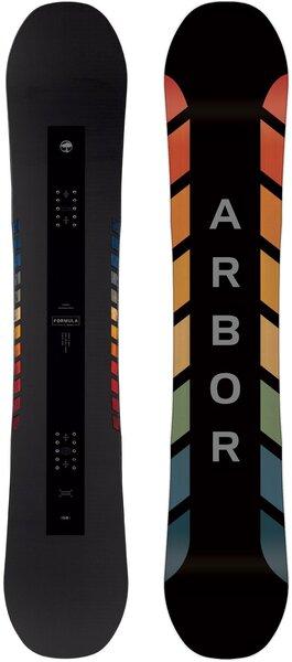 Arbor Formula - Camber