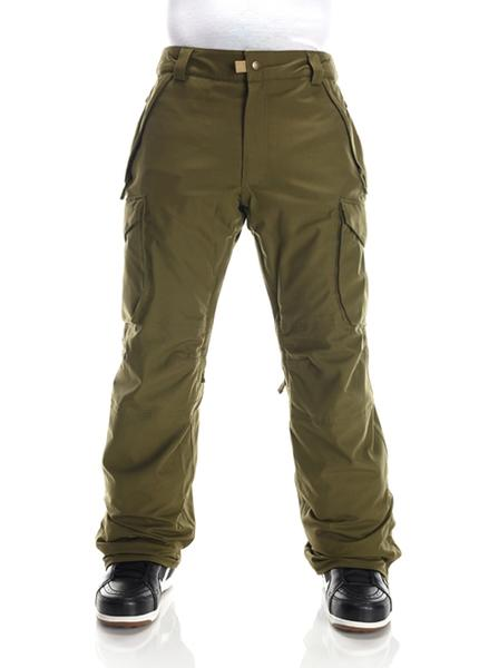 686 Authentic Infinity Insulated Cargo Pant - Olive