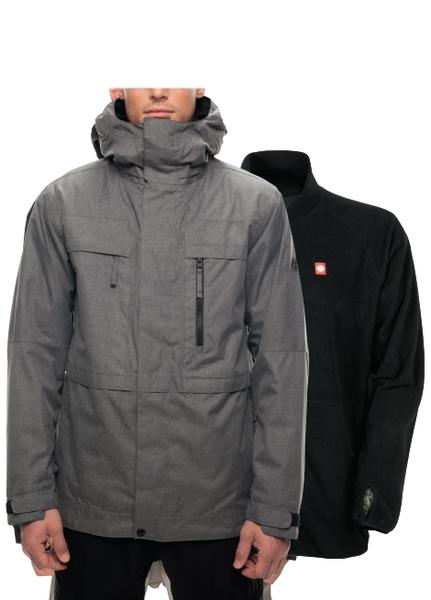 686 Authentic Mens SMARTY 3-IN-1 FORM JACKET