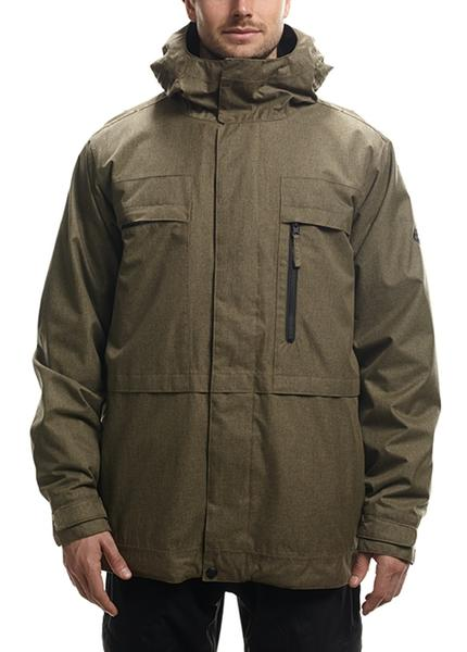 686 Authentic Smarty Form 3n1 Jacket